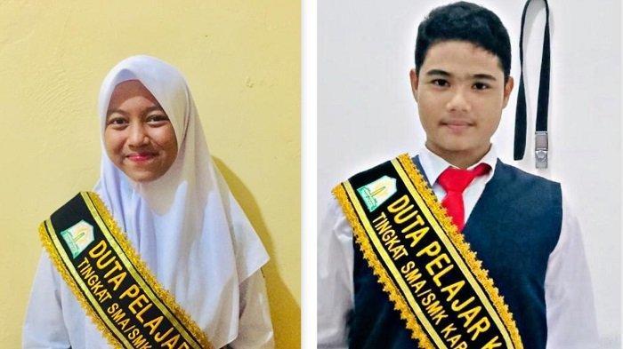 Pasangan Siti danAndryan Bertekad Raih Juara Tingkat Provinsi Aceh