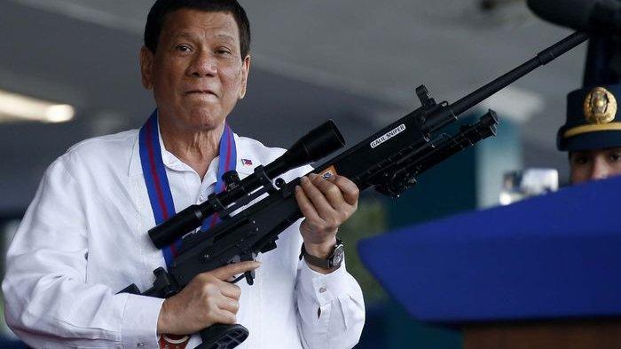 Presiden Duterte Perintahkan Tembak Mati Pemberontak Komunis, 9 Orang Tewas Dibantai Aparat Filipina