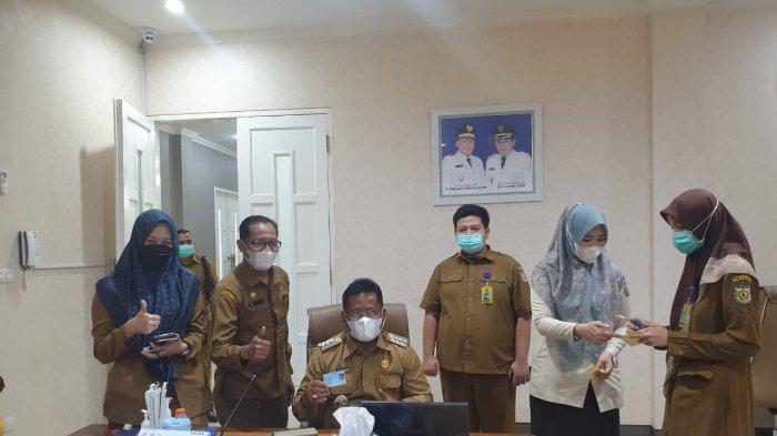 Tingkatkan SPBE, Pemerintah Kota Banda Aceh Kembangkan Aplikasi e-Surat