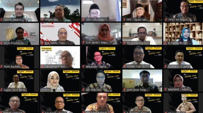 PT Bank Maybank Indonesia Resmikan Tiga Kantor Cabang Syariah
