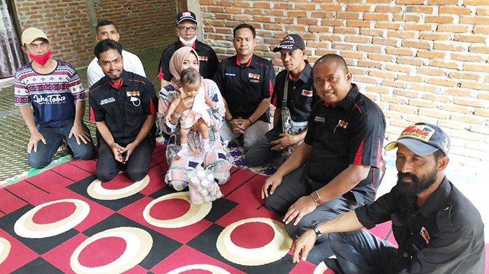 Direktur Eddie Foundation Bantu Aqila Humaira, Bocah Bocor Jantung Asal Jangka