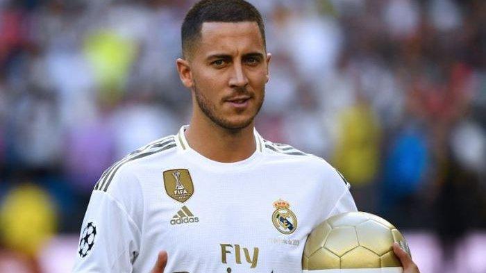 Hasil Liga Spanyol - Real Madrid Bungkam Granada, Hazard Cetak Gol Akhir Babak Pertama