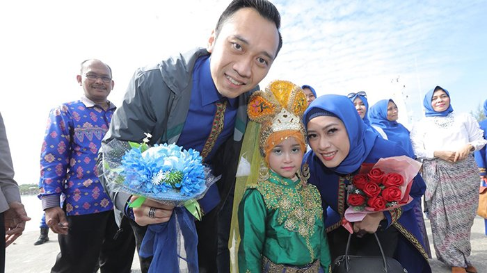 Setelah AHY, Kini Giliran EBY ke Aceh