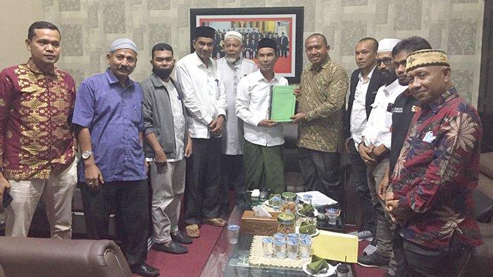 Eddie Foundation Jalin Kerjasama dengan Yayasan AlMuslim Peusangan