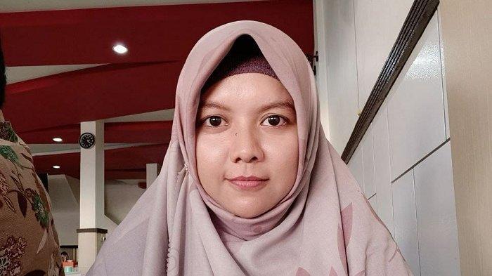Eka Rizkina DPRK Aceh Besar Siap Perjuangkan Hak Ibu dan Anak