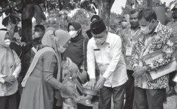 Wakil Walikota Langsa Sambut