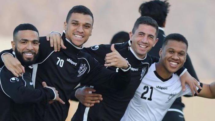 Eks Persiraja Bruno Dybal Bagikan Momen Gol Pertamanya untuk Tim di Uni Emirat Arab, Masfout Club