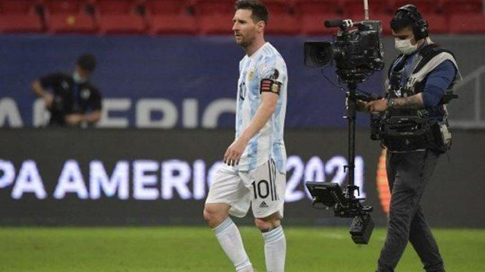 Brasil Vs Argentina Dihentikan, Lionel Messi Sebut Memalukan, Pelatih Pasang Badan Lindungi Pemain