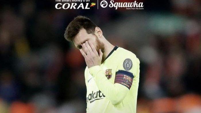 Setelah Barcelona Dihabisi Liverpool, Lionel Messi Malah Ditinggal Bus Tim ke Bandara