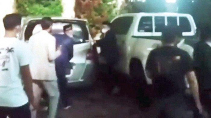 Tiga Anggota DPRA Adu Jotos, Dipicu Interupsi Saat Sidang Paripurna