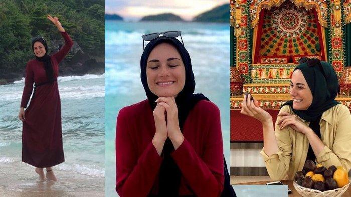 Edanur Yildiz Tak Sendirian ke Aceh, Ada Elif Kubra Gadis Turki yang Kisahnya Pernah Ditulis Serambi