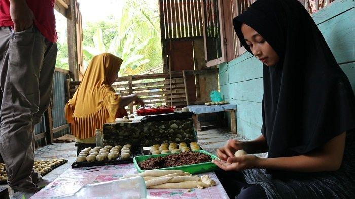 Elitawati, Pegiat UMKM di Lhokseumawe Tetap Kembangkan Bisnis Kue Bakpia di Tengah Pandemi Covid-19