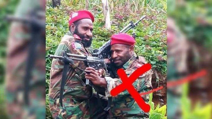 Inilah Komandan KKB Elly Bidana yang Tewas Ditembak TNI-Polri, Jasadnya Dibawa Lari Pasukan