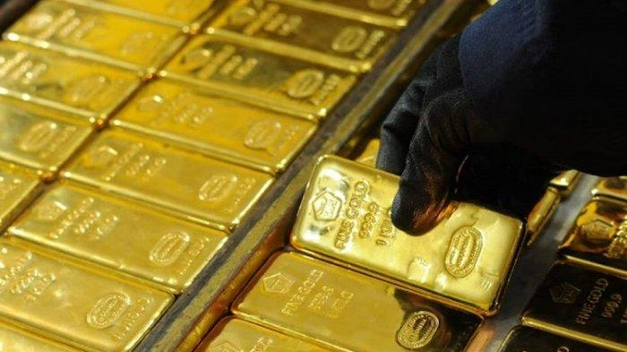 Turun Rp 1.000, Berikut Update Rincian Harga Emas Antam Hari Ini, dari 0,5 Gram hingga 1 Kg