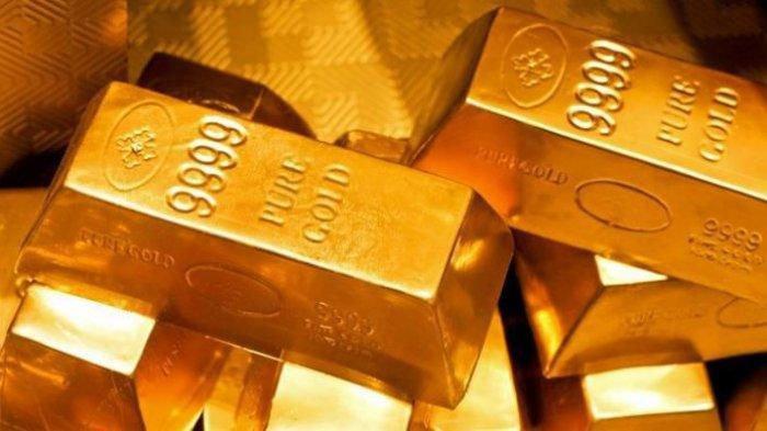 Harga Emas Turun Sekitar Rp 50.000/Mayam, Begini Reaksi Pasar