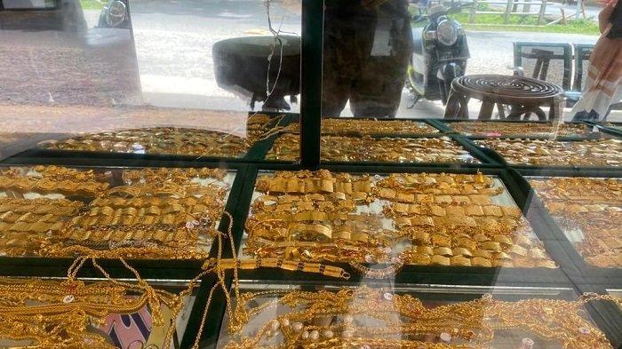 Setelah 3 Hari Berturut Turun, Hari Ini, Harga Emas di Calang Aceh Jaya Naik,Ini Harga Lengkapnya