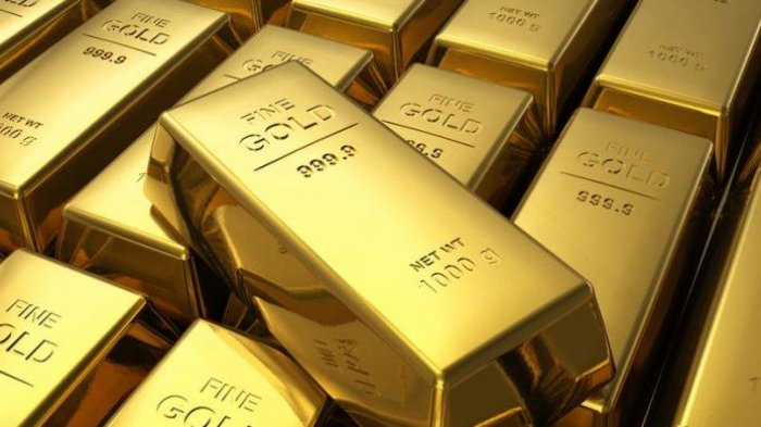 Harga Emas Naik Terus, Hari Ini 6 Januari 2020 Harganya di Level Tertinggi dalam 7 Tahun Terakhir