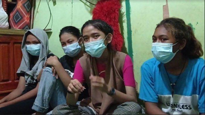 Alasan 4 Gadis ABG Kabur dari Rumah, Naik Truk Fuso Ke Padang, Kerja Cuci Piring di Rumah Makan