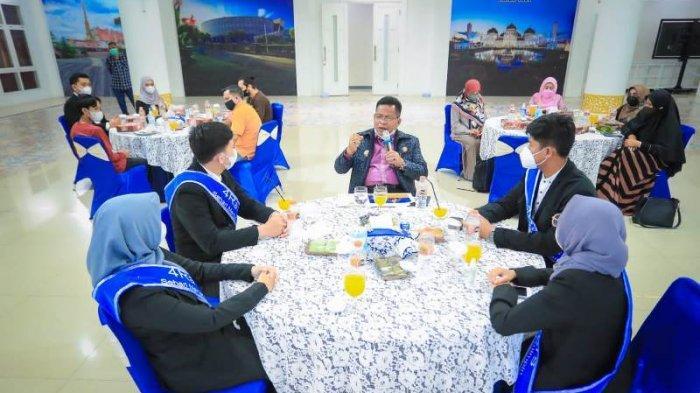 4 Anak Perankan Forkopimda Aceh Bertemu Wali Kota Banda Aceh, Program