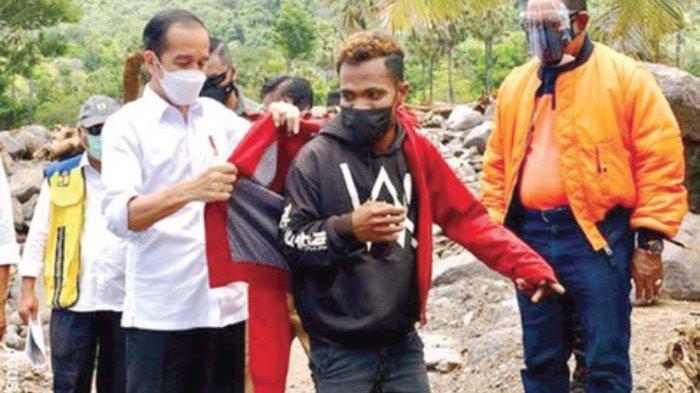 'Uang Rp 1000 di Jaket Pak Jokowi Saya Pajang di Rumah'