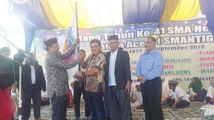 Pengurus Ikasmantig Dikukuhkan Serambi Indonesia