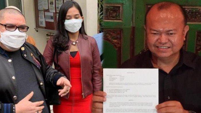 Dilaporkan Model Era Setyowati ke KPAI Dituduh Telantarkan Anak, Bos BUMN Profesor M Siap Tes DNA