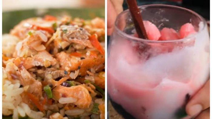 Resep Berbuka Puasa dengan Es Segar Simple dan Nasi Bakar Liwet, Begini Cara Buatnya