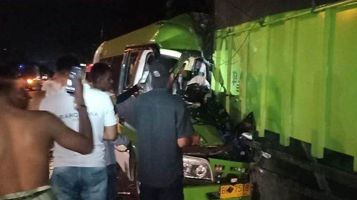 Satu Korban Tabrakan Rombongan Pengantin Masih Dirawat di Banda Aceh