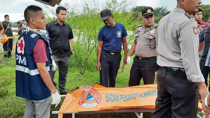Mayat Pria di Krueng Lamnyong Pertama Kali Dilihat oleh Security Kampus Unsyiah, Begini Ceritanya