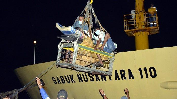 Penumpang Sakit tak Sadarkan Diri, Kapal Sabuk Nusantara Terpaksa Kembali ke Meulaboh
