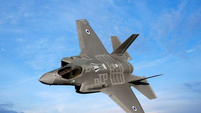 Perang Belum Dimulai, Jet Tempur Siluman F-35 Israel Sudah Nekat Menyusup ke Wilayah Iran
