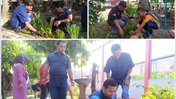 LP Kelas ll A Banda Aceh Kini Miliki 'Taman Seribu Janji'