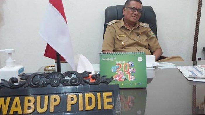 Rencana Bangun Tugu Melinjo di Sigli, Wabup Pidie: Saya Haqqul Yakin Bank Aceh Membantu