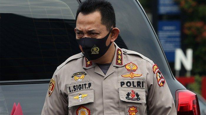 Begini Hubungan Komjen Listyo dan Jokowi, saat Sang Jenderal Masih Berpangkat Kombes