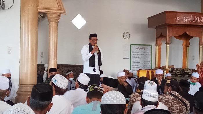 Hadiri Ratep Siribee, Wabup Aceh Jaya Ajak Jaga Ketentraman, Aliran Sesat Tidak Ada Tempat
