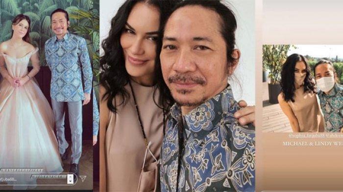 Sophia Latjuba Ajak Abdee Slank ke Pernikahan Mantan, Bakal Jadi Spesial Seperti Ariel?