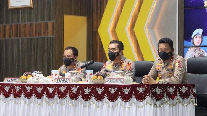 Tim Divhubinter Polri Gelar Sosialisasi Peacekeepers Polri dan ECT di Polda Aceh