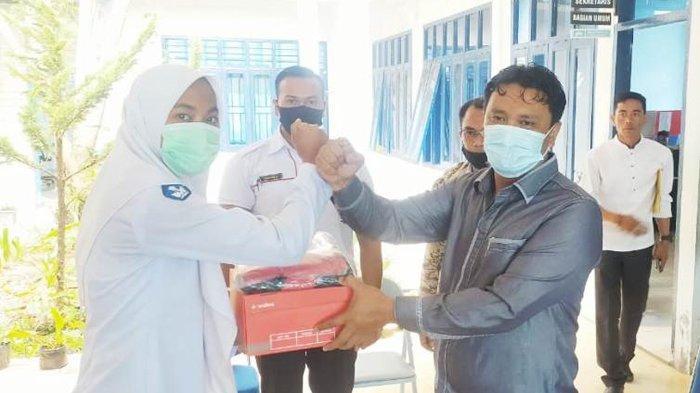 Dua Siswa Bener Meriah ikut Seleksi Paskibra Tingkat Provinsi Aceh