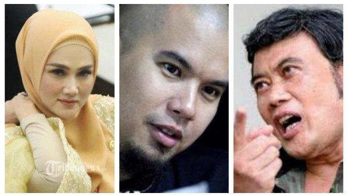 Ahmad Dhani Beberkan Alasan Nikahi Mulan Jameela Usai Ceraikan Maia Estianty, Rhoma Saksinya