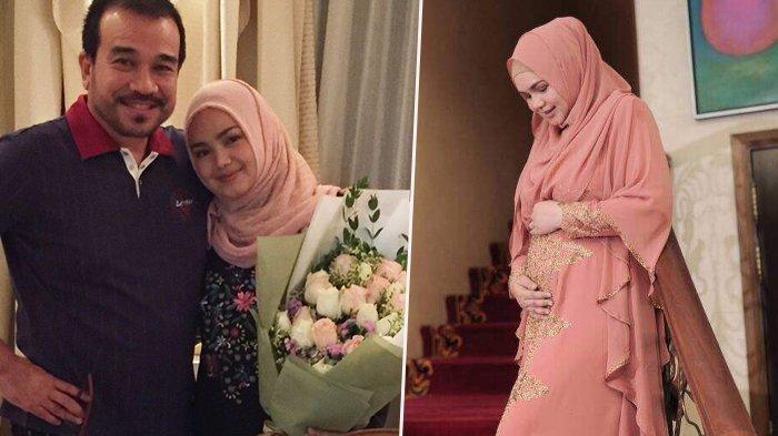 Intip! Siti Nurhaliza Melahirkan Anak Kedua, Potret Bayi Tampannya Banjir Pujian