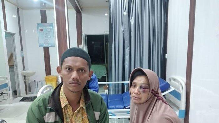 Kasus Penganiayaan IRT di Aceh Utara, Pelaku Tonjok Mata Korban Berkali-kali, Motif Belum Diketahui