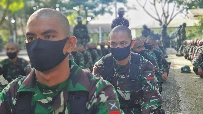 Bikin Haru! Dari Anak Tukang Sapu Hingga Anak Tukang Becak Lulus TNI, Mulai Pendidikan di Rindam IM