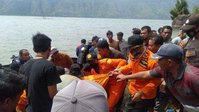 Saat Menuju ke Penangkaran Ikan, Warga Toweren Meninggal Tenggelam di Danau Lut Tawar