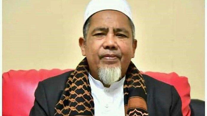 Alm Tgk H Abdullah Rasyid atau Abulah Kruet Lintang
