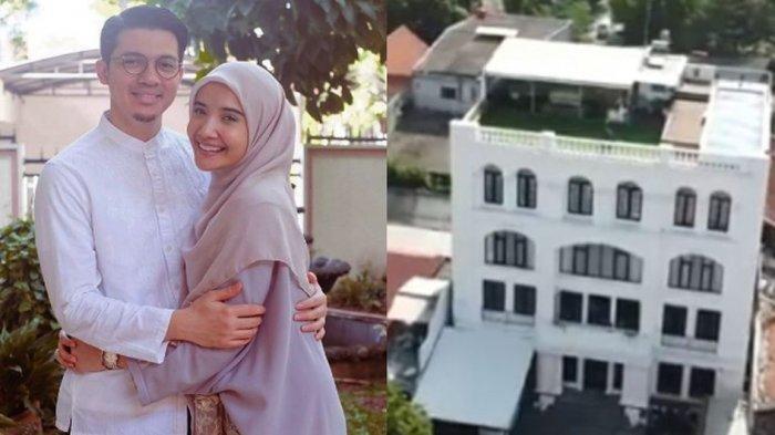 Intip! Megahnya Rumah Irwansyah & Zaskia Sungkar Bak Gedung Putih: Ada Kolam Renang di Rooftop