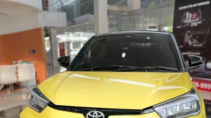 Toyota Raize Sudah Tersedia di Aceh, Di Semua Dealer Dunia Barusa