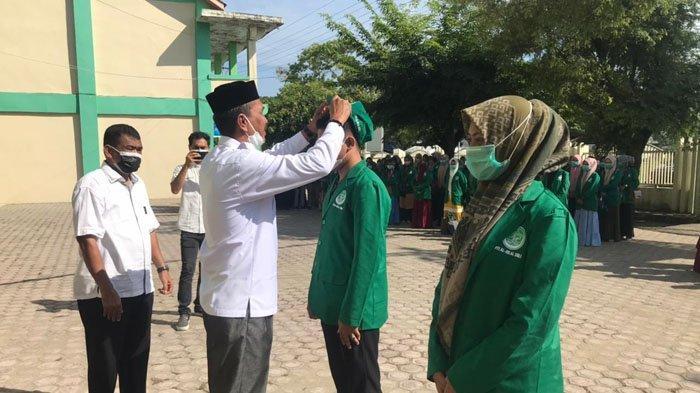 286 Mahasiswa Al Hilal Sigli Dilepas ke 4 Kecamatan di Pidie, Mengabdi di Gampong Ini Lokasinya