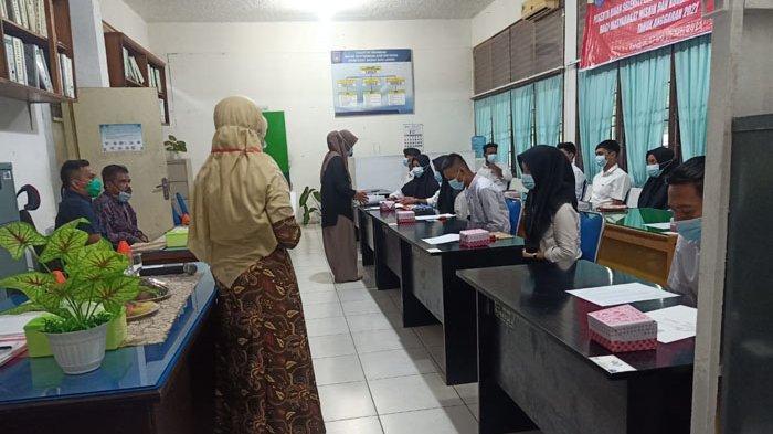 12 Calon Penerima Beasiswa Aceh Carong di Langsa Ikuti Tes Potensi Akademik & Wawancara