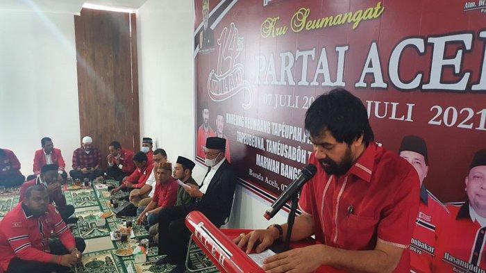 Mualem Ungkap Penyebab Turunnya Suara Partai Aceh di Pemilu, Efek Lemahnya Manajemen dan Sikap Kader