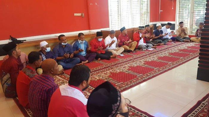 Milad Partai Aceh di Pidie Diwarnai Zikir dan Doa, Ini Pesan Sarjani Abdullah